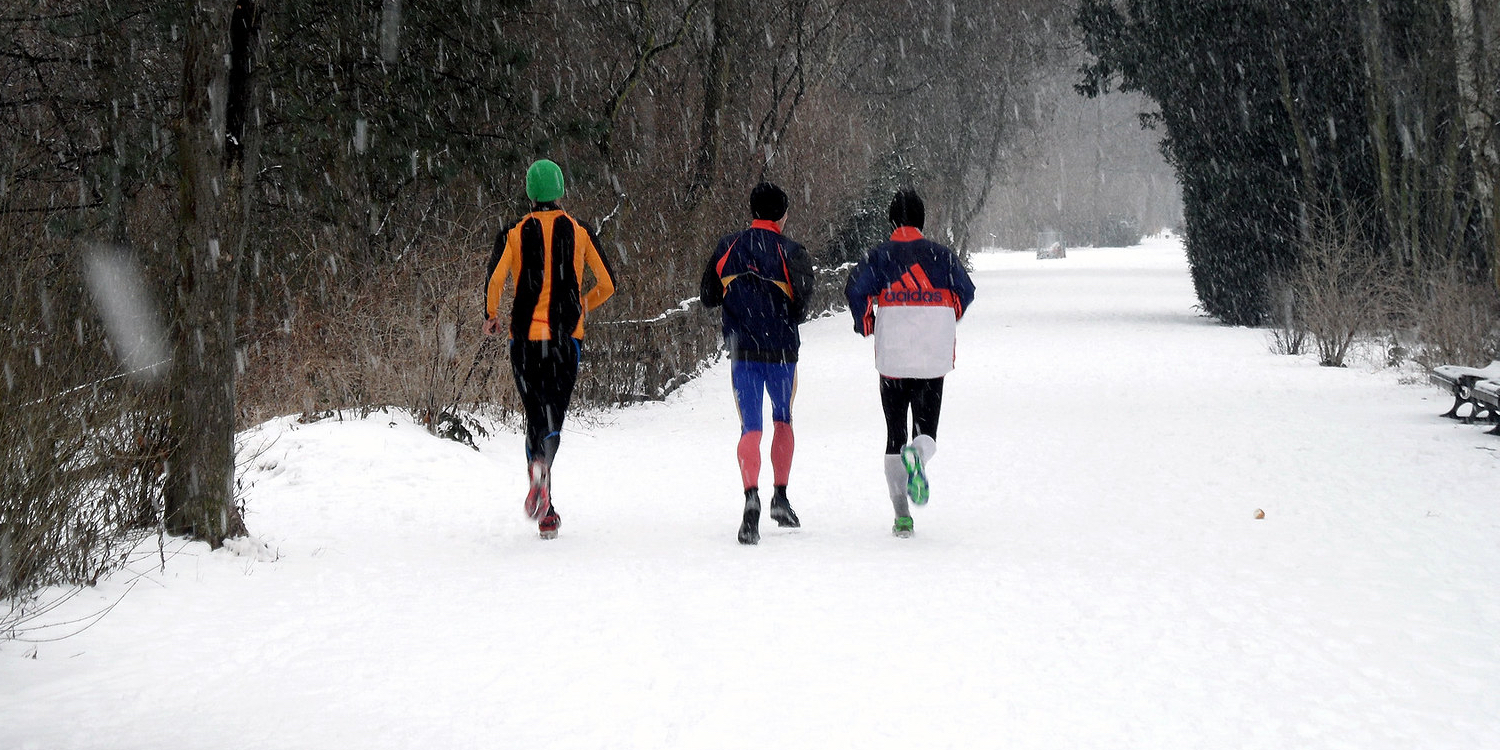 Five Winter Training Tips for Runners and Cyclists
