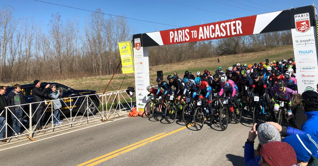 Predict Race Performance for Paris to Ancaster