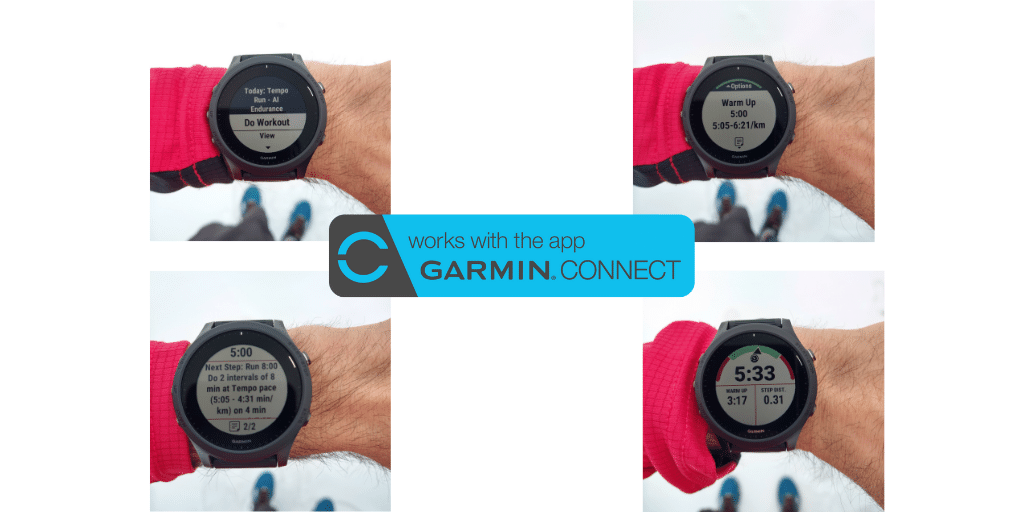 How to get Garmin custom workouts directly on your device