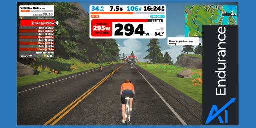 How to use Zwift custom workouts to grow your FTP